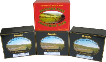 Some of the Pride of yorkshire range
