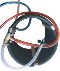 counterflow wort chiller