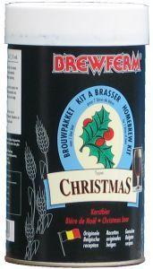 Brewferm Christmas [dark / strong] Beer Kit 10 pt