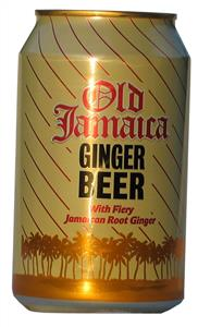 Old Jamaica Ginger Beer (4s) 4 x 330ml
