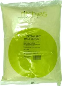 Ritchies Spraymalt Malt Extract [extra light] 1 kg