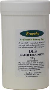 Brupaks Dry Liquor Salts (DLS) 200g