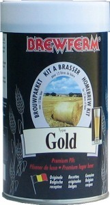 Brewferm Gold Beer Kit 20 pt