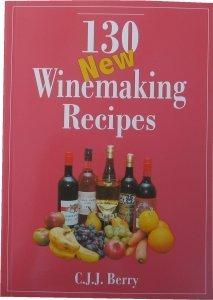 Woodshield 130 New Winemaking Recipes