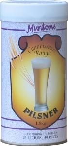 Muntons Connoisseurs Pilsner Beer Kit 1.8 kg