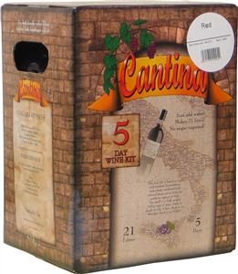 Cantina Italian Red Wines Kit 7 kg
