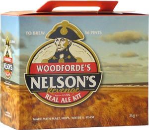 Woodfordes Nelsons Revenge Beer Kit 3.0 kg