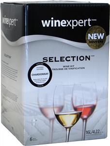 Selection California Chardonnay Wines Kit 30 bottle