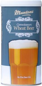 Muntons Connoisseurs Wheat Beer Beer Kit 1.8 kg