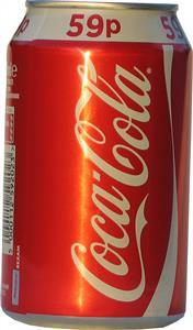 Coca-Cola Coca-Cola (4s) 4 x 330ml