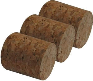 WD Cork Bungs solid (10s)