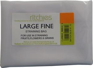 Ritchie Nylon Straining Bag (large - fine)