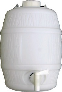 Primera 2 gal Barrel with vent cap