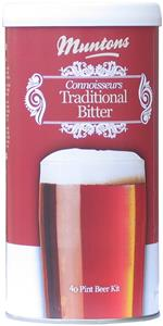 Muntons Connoisseurs Traditional Bitter Beer Kit 1.8 kg