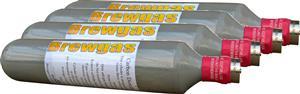 Hambleton Bard S30 CO2 Cylinder (full) (4s)
