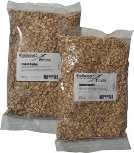 Goldsword Grains Flaked Barley 1 kg