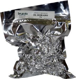 Brupaks Vacuum Packed Hops El Dorado (USA) 100 g