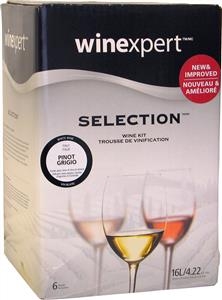 Selection Italian Pinot Grigio Wines Kit 30 bottle