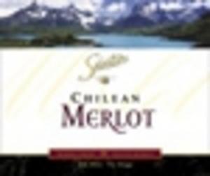 Selection Labels Gummed Chilean Merlot (30s)