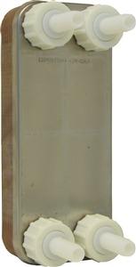 Brupaks Counterflow Plate Chiller