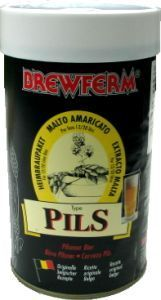 Brewferm Pils Beer Kit 20 pt