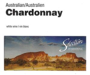 Selection Labels Self Adhesive Australian Chardonnay (30s)