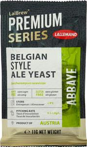 Lalbrew Ale Yeast Abbaye 11 g