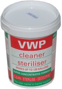VWP Cleaner, Sterilizer 400 g