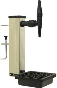 Single Tap Bar Outlet (Pump) with Drip Tray