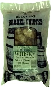 Essencia Whisky Chunks 500 g