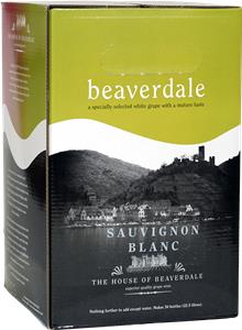 Beaverdale Sauvignon Blanc Wines Kit 30 bottle