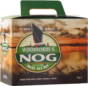 Woodfordes Nog Beer Kit 3.0 kg