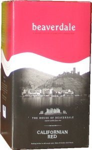 Beaverdale Californian Red Wines Kit 30 bottle