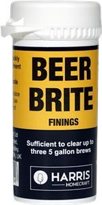 Harris Beer Brite Finings (powder) to 15 gal