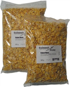 Goldsword Grains Flaked Maize 1 kg