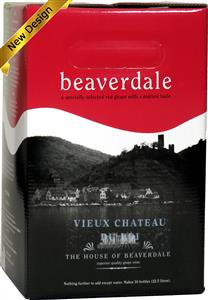 Beaverdale Vieux Chateau Du Roi Wines Kit 30 bottle