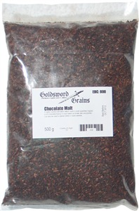 Goldsword Grains Chocolate Malt 500 g