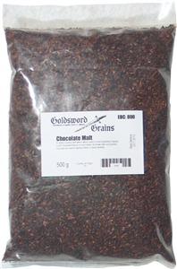 Goldsword Grains Chocolate Malt 500 g