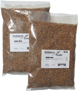 Goldsword Grains Amber Malt 1 kg