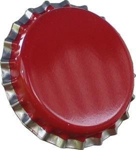 Crown Caps Red Crown Caps (1000s)