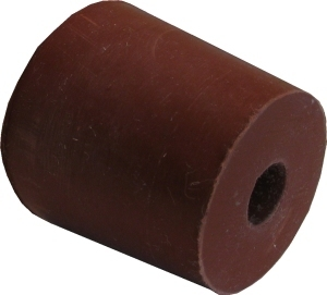 WD Rubber Bung bored