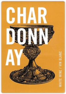 Unbranded Labels Self Adhesive Chardonnay (30s)