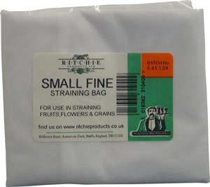 Ritchie Nylon Straining Bag (small - fine)