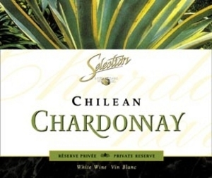 Selection Labels Gummed Chilean Chardonnay (30s)
