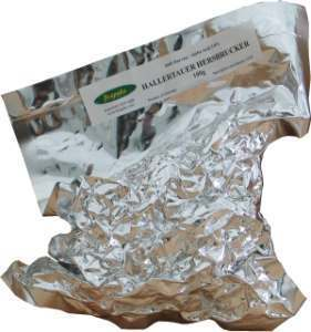 Brupaks Vacuum Packed Hops Hallertauer Hersbrucker (Germany) 100 g