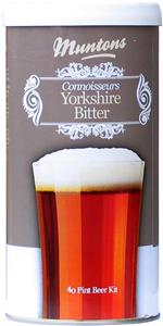 Muntons Connoisseurs Yorkshire Bitter Beer Kit 1.8 kg