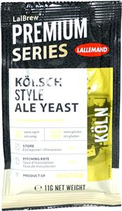 Lalbrew Ale Yeast Koln 11 g