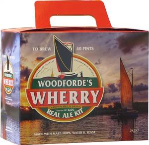 Woodfordes Wherry Beer Kit 3.0 kg
