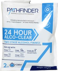 Pathfinder 24 hour finnings