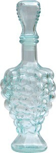 Woodshield Decorative Bottle 'Bunch of Grapes' (500ml) 500 ml